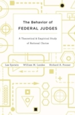 (ebook) Behavior of Federal Judges