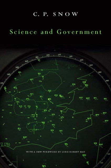 (ebook) Science and Government