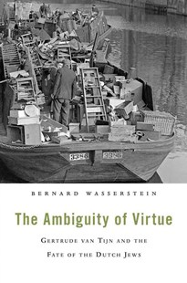 Ambiguity of Virtue by Bernard Wasserstein (9780674281387) - HardCover - Biographies General Biographies