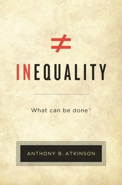 (ebook) Inequality