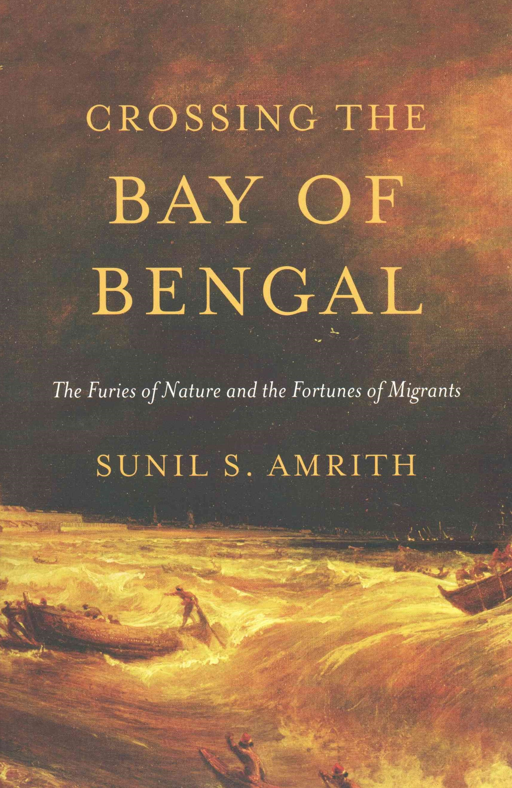 Crossing the Bay of Bengal
