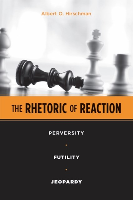 (ebook) Rhetoric of Reaction