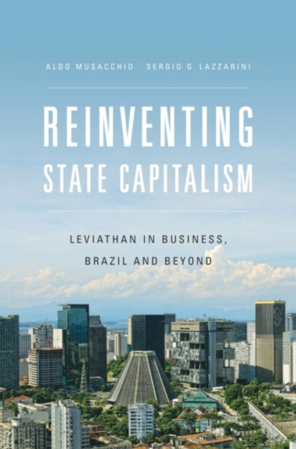 (ebook) Reinventing State Capitalism