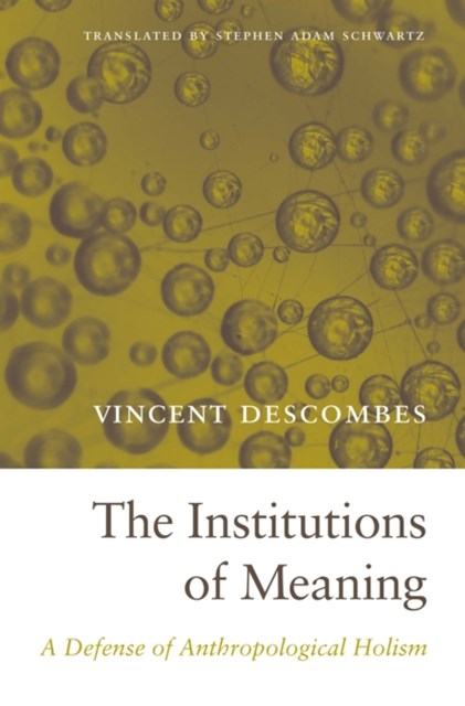 Institutions of Meaning