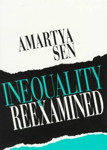 Inequality Reexamined by Amartyá Sen (9780674452565) - PaperBack - Politics Political History
