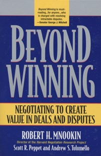 (ebook) Beyond Winning - Reference Law