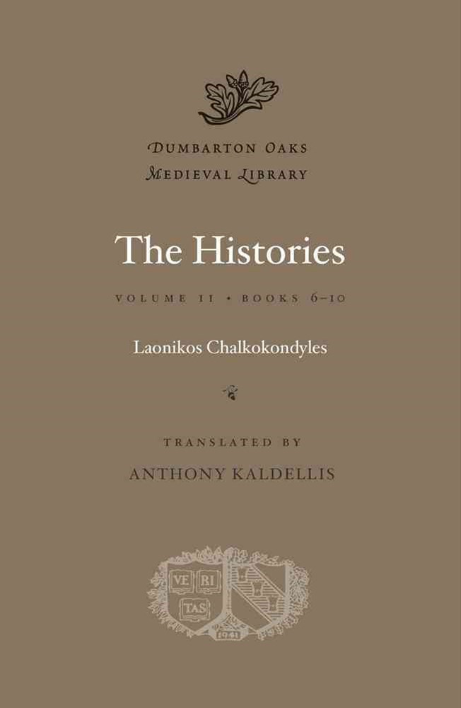 The Histories: Books 6-10