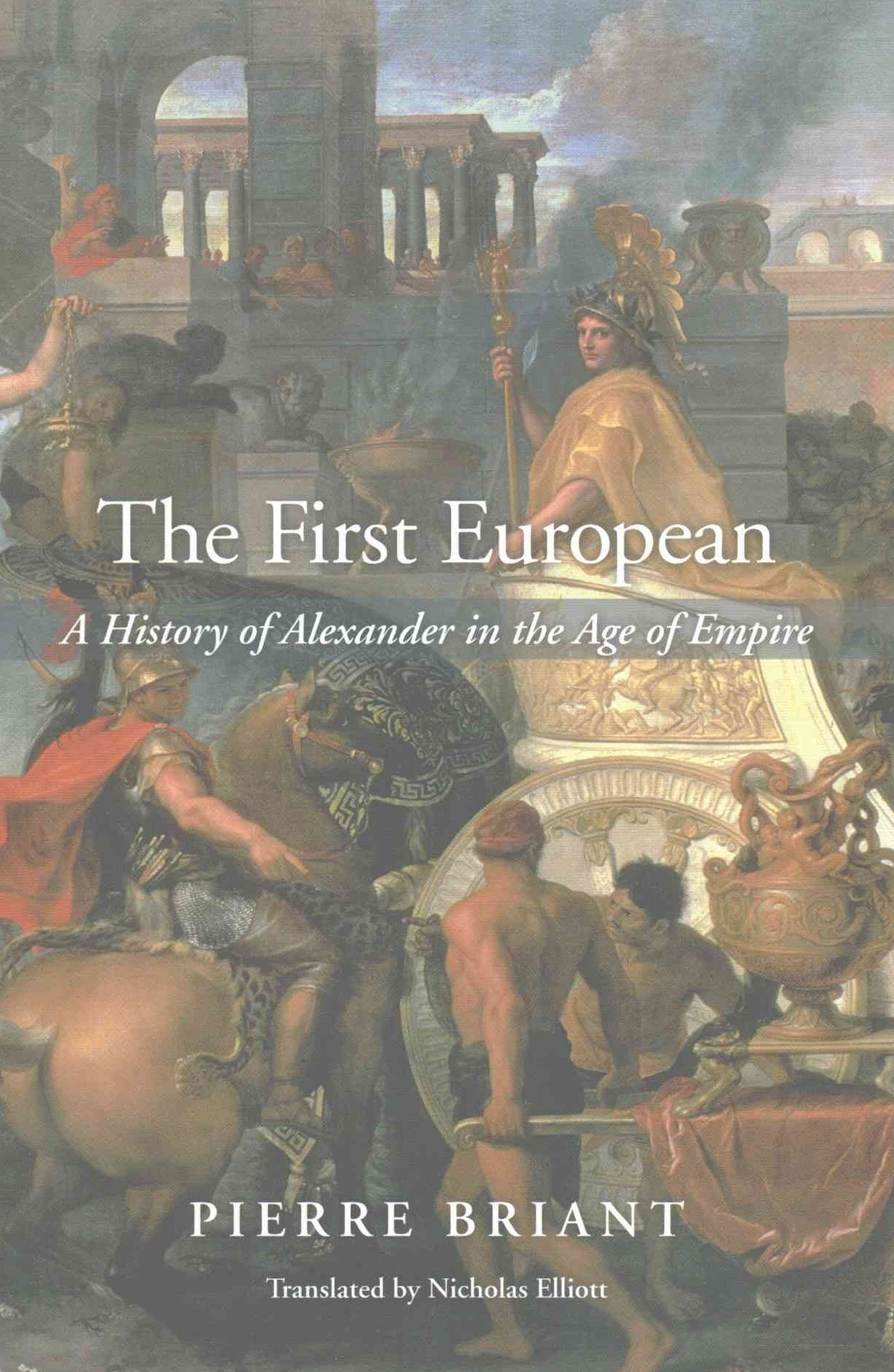The First European