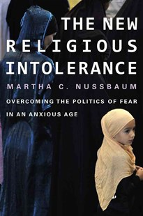 New Religious Intolerance by Martha C. Nussbaum (9780674725911) - PaperBack - Health & Wellbeing Lifestyle
