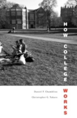 (ebook) How College Works