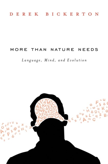 (ebook) More than Nature Needs