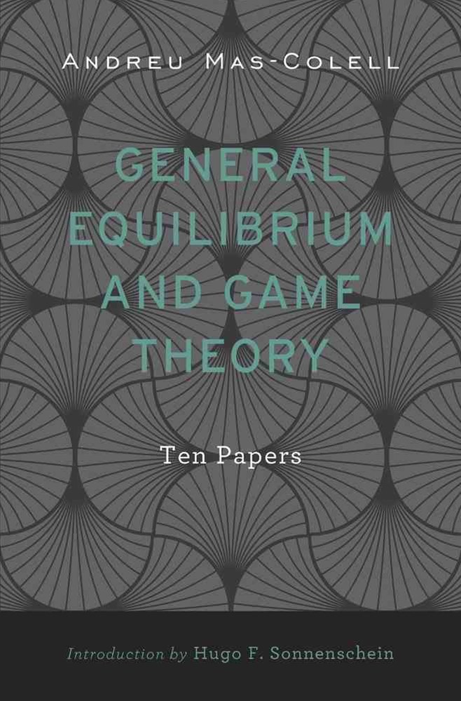 General Equilibrium and Game Theory