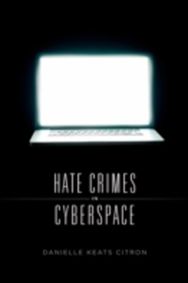 (ebook) Hate Crimes in Cyberspace