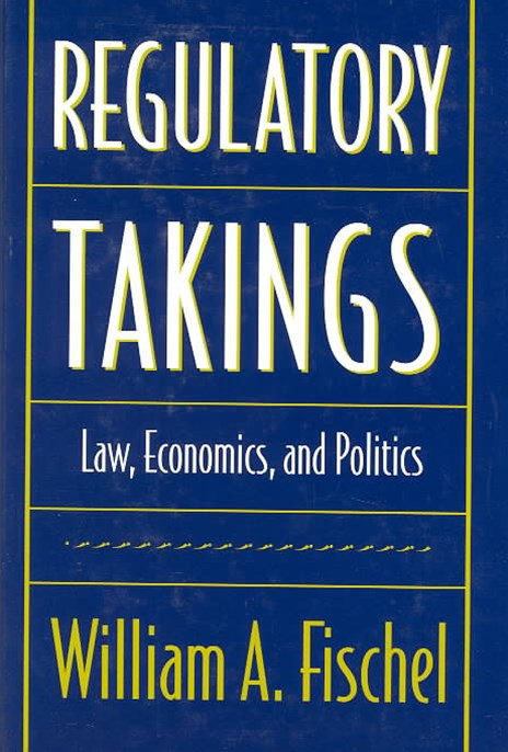 Regulatory Takings