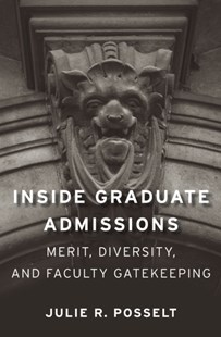 (ebook) Inside Graduate Admissions - Education Tertiary