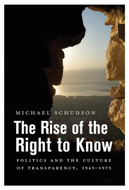 Rise of the Right to Know