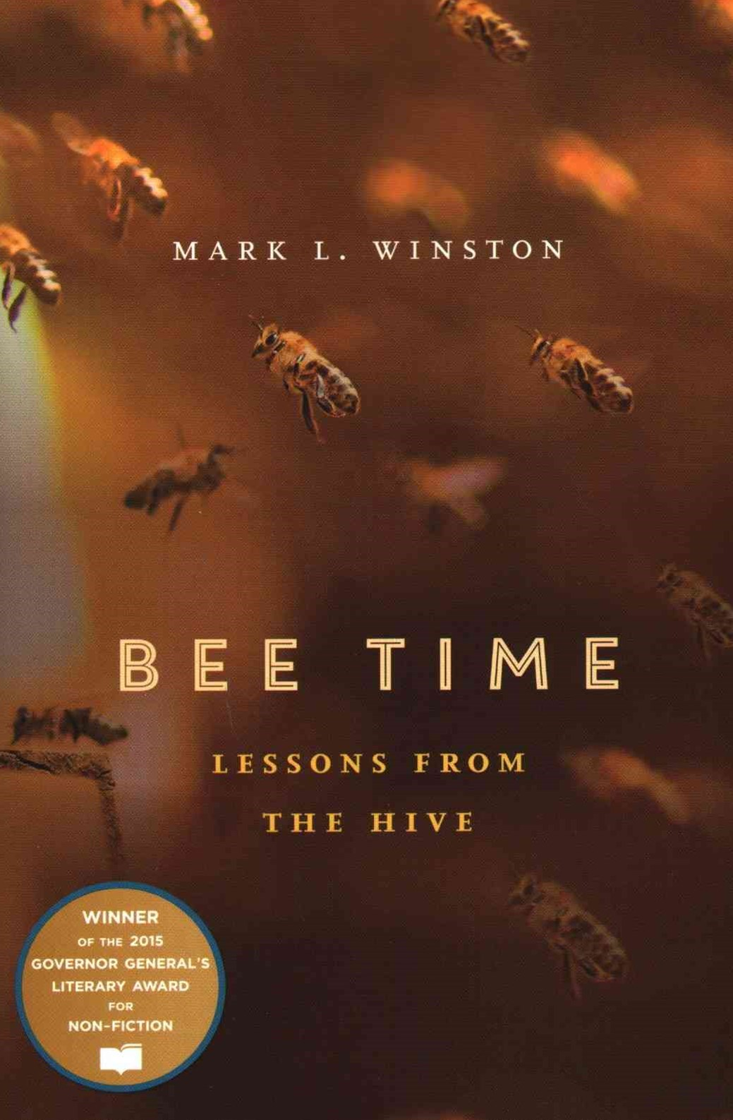 Bee Time - Lessons from the Hive