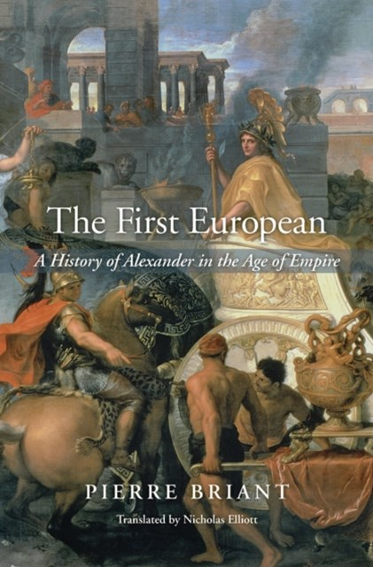 (ebook) First European