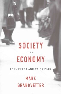 Society and Economy by Mark Granovetter (9780674975217) - HardCover - Business & Finance Management & Leadership