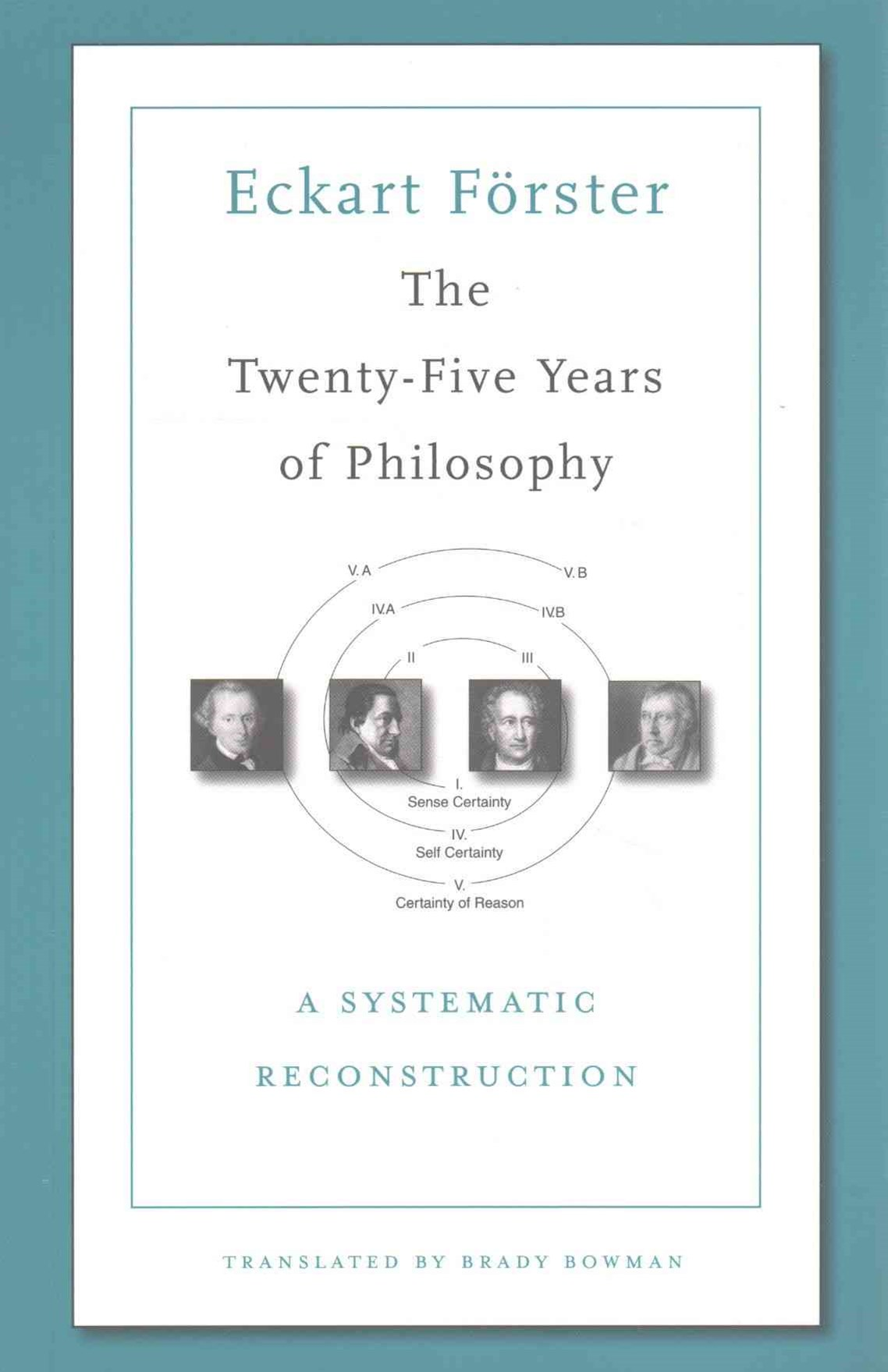 Twenty-Five Years of Philosophy