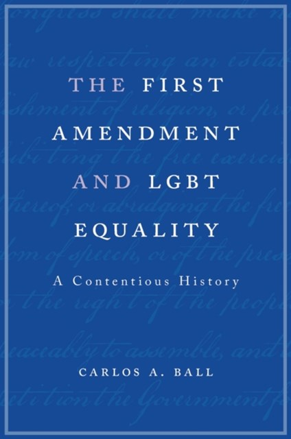(ebook) First Amendment and LGBT Equality