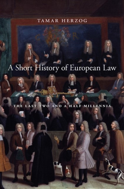 (ebook) Short History of European Law