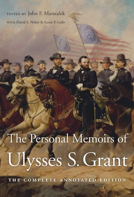 (ebook) Personal Memoirs of Ulysses S. Grant