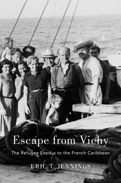 (ebook) Escape from Vichy