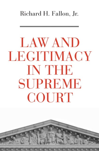 (ebook) Law and Legitimacy in the Supreme Court