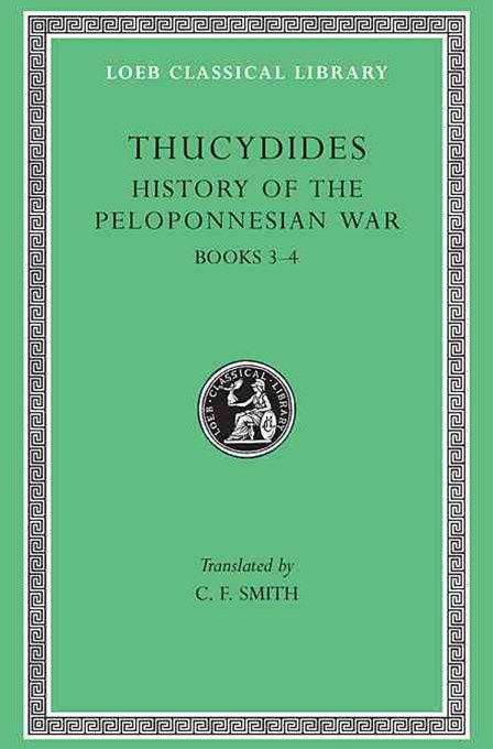 History of the Peloponnesian Wars