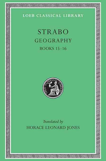 Strabo Geography