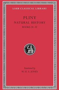 Pliny by Jones, W. H. S. (TRN), W. H. S. Jones, Pliny (9780674994607) - HardCover - History Roman