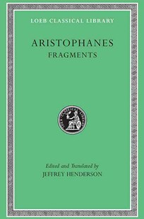 Aristophanes by Aristophanes, Jeffrey Henderson, Jeffrey Henderson (9780674996151) - HardCover - Poetry & Drama Plays