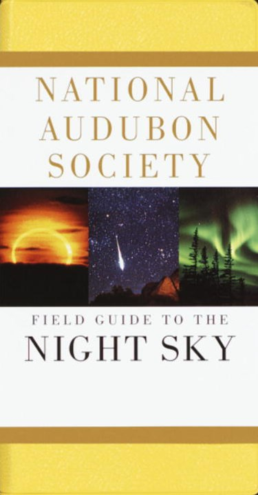 The Audubon Society Field Guide To The Night Sky