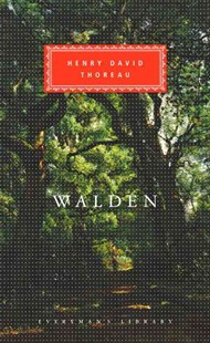 Walden by Henry Thoreau, Verlyn Klinkenborg (9780679418962) - HardCover - Biographies General Biographies