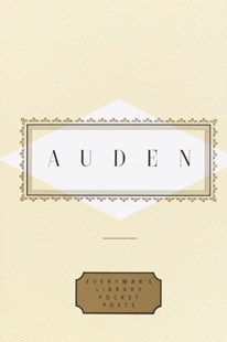 Auden: Poems by W. H. Auden, Edward Mendelson (9780679443674) - HardCover - Poetry & Drama Poetry