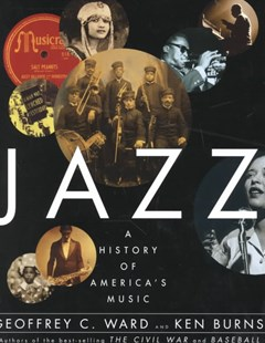Jazz by Geoffrey C. Ward, Ken Burns (9780679445517) - HardCover - Entertainment Music General