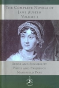 (ebook) Complete Novels of Jane Austen, Volume I - Classic Fiction