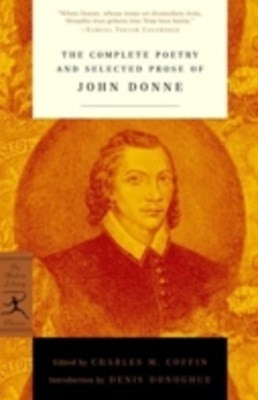 (ebook) Complete Poetry and Selected Prose of John Donne