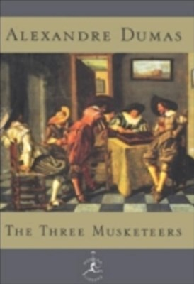 (ebook) Three Musketeers