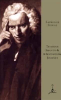 (ebook) Tristram Shandy and A Sentimental Journey