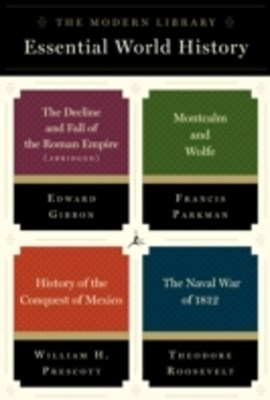 (ebook) Modern Library Essential World History 4-Book Bundle