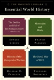 (ebook) Modern Library Essential World History 4-Book Bundle - History