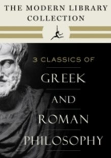 (ebook) Modern Library Collection of Greek and Roman Philosophy 3-Book Bundle - Philosophy Ancient