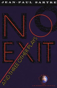 No Exit and Three Other Plays by Jean-Paul Satre (9780679725169) - PaperBack - Modern & Contemporary Fiction Literature
