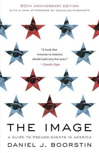 The Image by Daniel J. Boorstin (9780679741800) - PaperBack - Business & Finance Careers