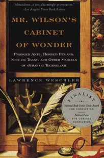 Mr. Wilson's Cabinet of Wonder by Lawrence Weschler (9780679764892) - PaperBack - Craft & Hobbies Antiques and Collectibles