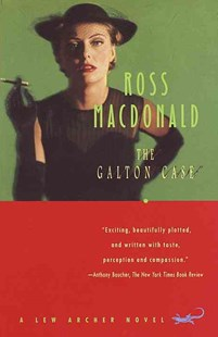 The Galton Case by Ross MacDonald, Ross Macdonald (9780679768647) - PaperBack - Crime Mystery & Thriller