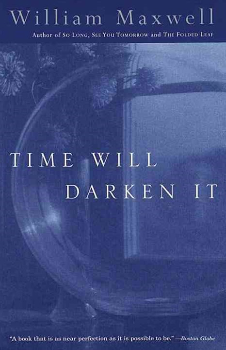 Time Will Darken It