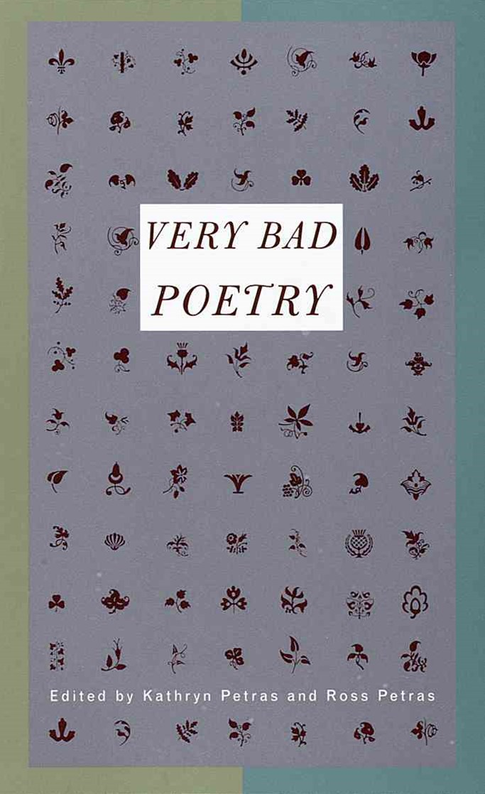 Very Bad Poetry